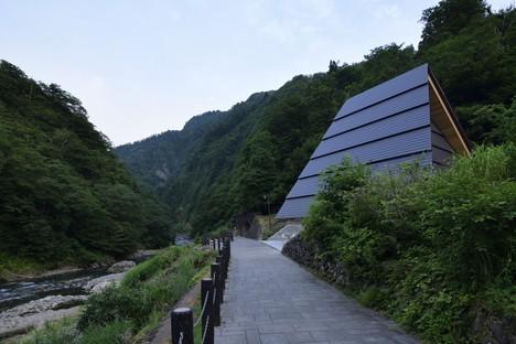 Dominique Perrault Architecture und MAD auf der Echigo-Tsumari Triennale
