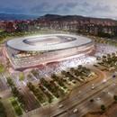 Das neue Stadion des Vereins Cagliari Calcio von Massimo Roj von Progetto CMR und Sportium