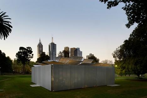 Fünfte Ausgabe MPavilion der Naomi Milgrom Foundation Melbourne