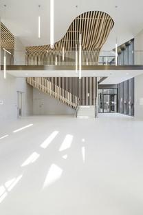 Brenac & Gonzalez & Associés Gymnasium La Plaine Saint Denis