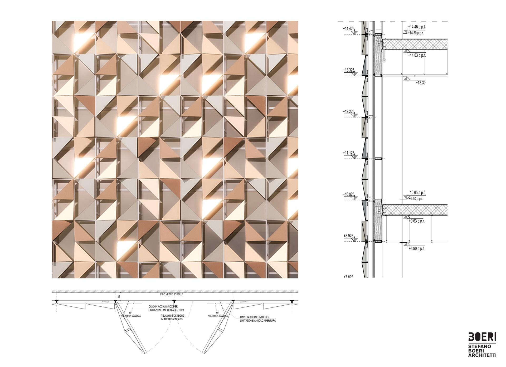Stefano Boeri Architetti erstes Projekt in Tirana Blloku Cube