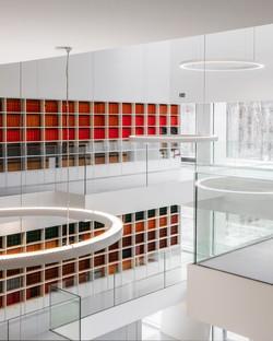 KAAN Architecten ISMO Institut des Sciences Moléculaires d'Orsay Paris