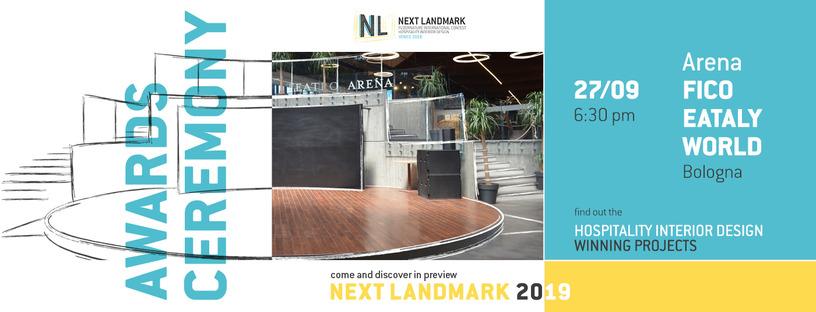 FICo beherbergt die Preisverleihung von Next Landmark 2018