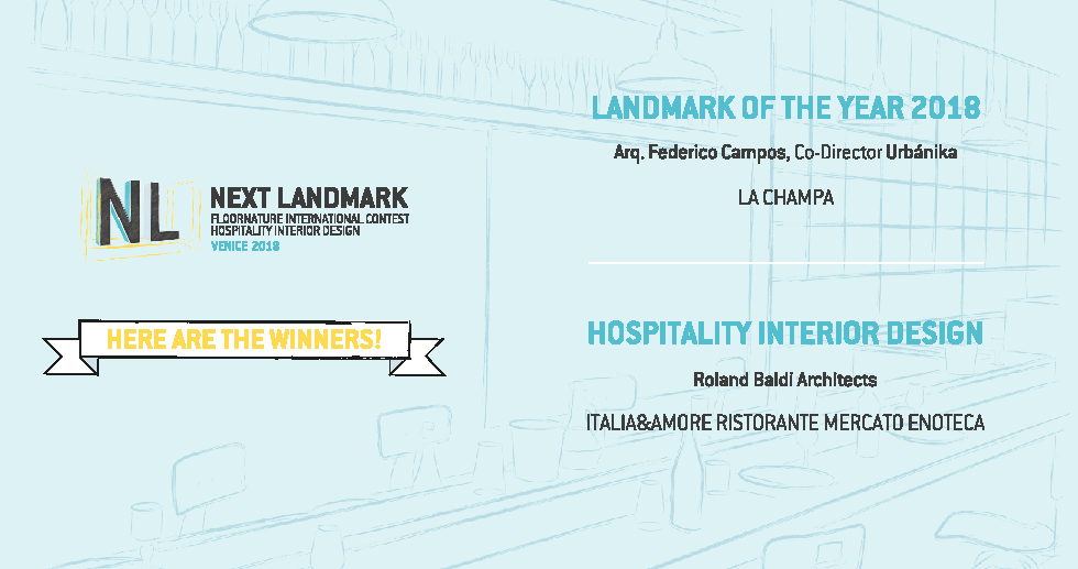 Die Gewinner von Next Landmark 2018