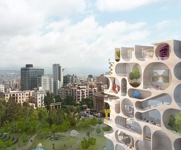 WORKac Beirut Museum of Art ein offenes Museum für Beirut