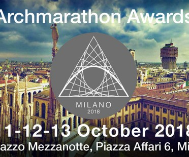 ARCHMARATHON Awards 2018 in Mailand