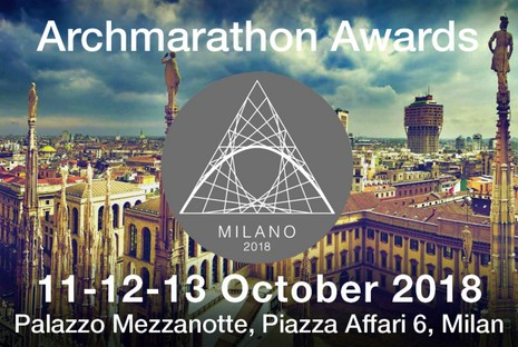 ARCHMARATHON Awards 2018 in Mailand