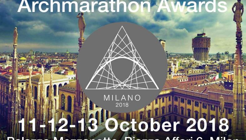 MVRDV und Francisco Pardo gewinnen die ARCHMARATHON Awards 2018