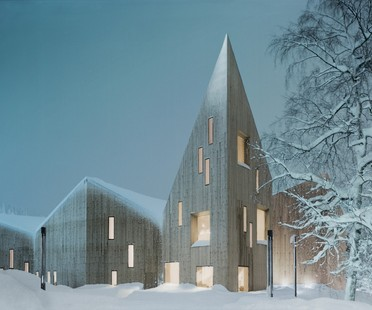 Ausstellung Reiulf Ramstad Architects Remoteness Paris