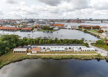 BIG Bjarke Ingels Group entwirft ein Restaurant-Dorf