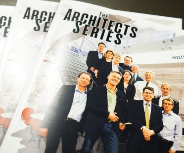 Tomas Rossant in SpazioFMG für The Architects Series