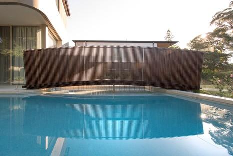 Wohnbau und Wasser Luigi Rosselli Architects Bridge Building