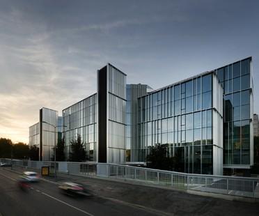 PARK Associati Engie Headquarters Neuinterpretation eines Gebäudes in Bicocca