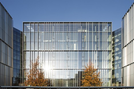 PARK Associati Engie Headquarters Neuinterpretation eines Gebäudes in Bicocca