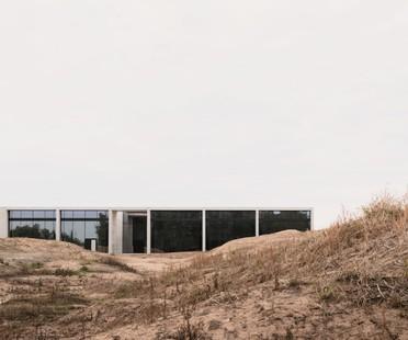 KAAN Architecten Krematorium Siesegem in Aalst Belgien