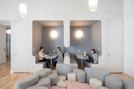 Architektur für Kinder die erste Schule WeGrow von BIG