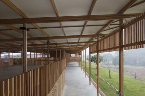 RIBA International Prize 2018 für das Kinderdorf von Büro Aleph Zero und Rosenbaum
