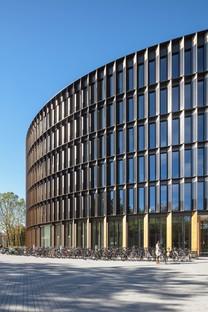 Ingenhoven Architects Rathaus Freiburg