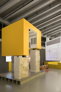 Ausstellungen Architektur Wiederaufbau und Baubestand in der Triennale Mailand