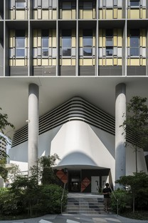World Building of the Year Award 2018  Kampung Admiralty von WOHA