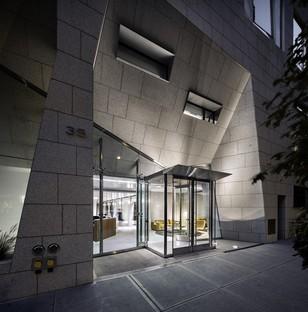 35XV ein Wolkenkratzer mit Pailletten in Manhattan von FXCollaborative