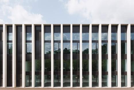 KAAN Architecten entwirft CUBE für die Universität Tilburg