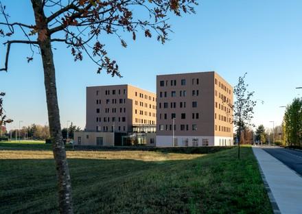 studio FTA Filippo Taidelli Studentenwohnheim Campus Humanitas University Mailand