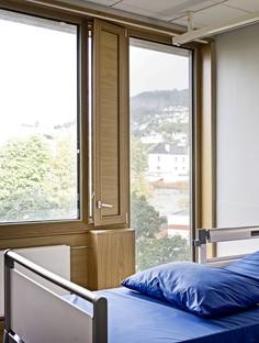 C.F. Møller Architects Erweiterung des Haraldsplass Hospital Norwegen