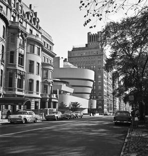 Das Guggenheim Museum von Frank Lloyd Wright wird 60