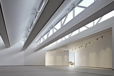 Sauerbruch Hutton M9 das multimediale Museum des 20. Jahrhunderts von Venedig Mestre