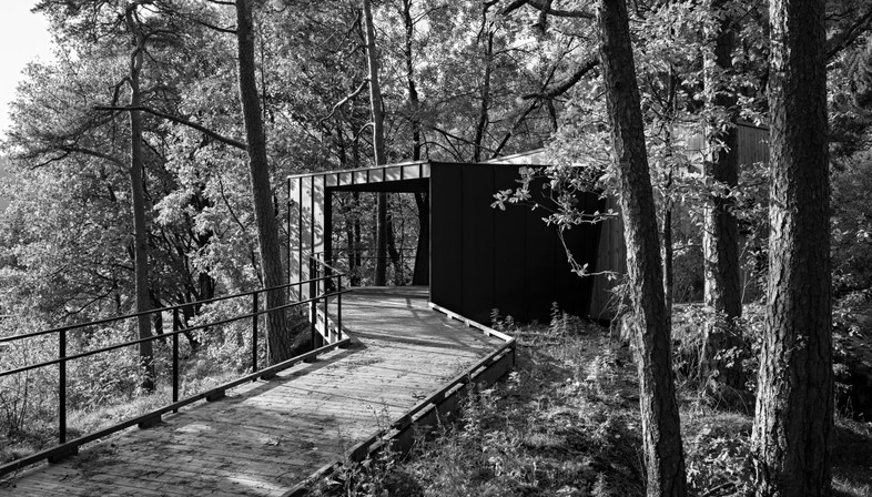Architektur und Natur als Therapie, Snøhetta gestaltet Outdoor Care Retreat