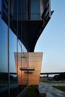 Fxcollaborative eine Lichtwelle für das Fubon Fuzhou Financial Center
