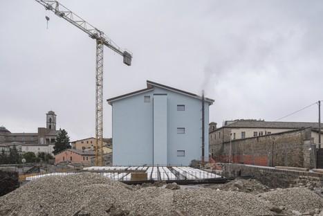 L'Altro Spazio Dokumentarfilm über die Reise von Mario Cucinella durch die Gebiete Italiens