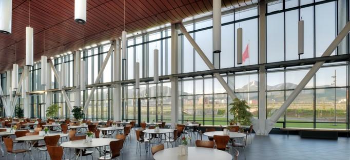 FXCollaborative: Erweiterung und Cafeteria der Bilkent Erzurum Laboratory School Türkei