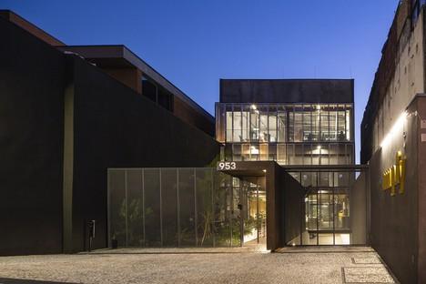 Reinach Mendonça Arquitetos und SuperLimão Studio für Girassol Building Sao Paulo Brasilien