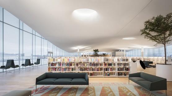 ALA Architekten Helsinki Zentralbibliothek Oodi und Architekturen für Kultur in Finnland