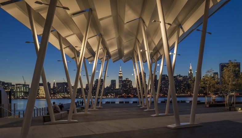 WEISS/MANFREDI im SpazioFMGperl'Architettura für The Architects Series