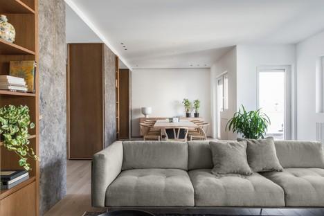Studio DideA neues Image für eine Wohnung in Palermo