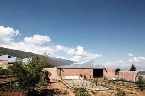 CODE und Ralf Pasel - Boarding School Bella Vista Agronomy Campus Bolivia
