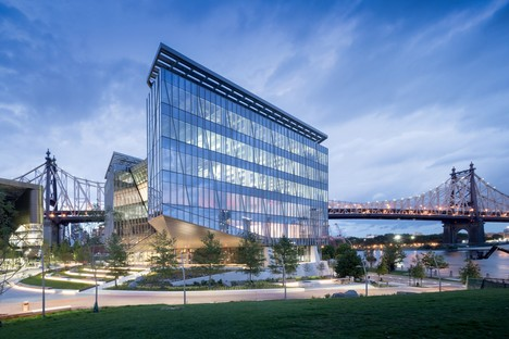 WEISS/MANFREDI Cornell Tech Tata Innovation Center New York