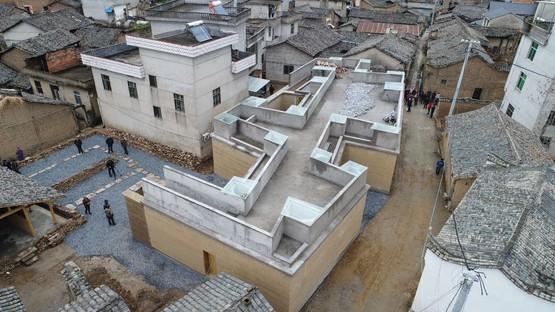 Ausstellung Rural Moves – The Songyang Story im Architekturzentrum Wien