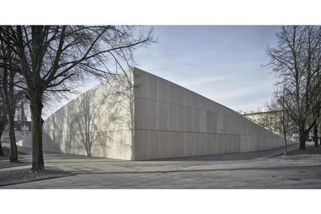 Ausstellung Robert Konieczny Moving Architecture in Berlin