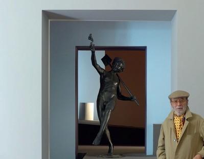 Francesco Venezia erhält den Piranesi Prix de Rome für sein Lebenswerk