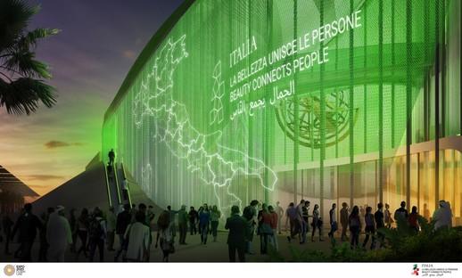 Italienischer Pavillon für Expo 2020 Dubai: La Bellezza della Creatività