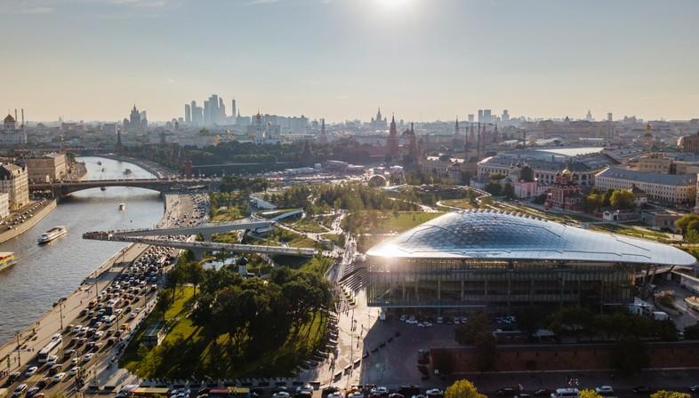 MIPIM Awards  Sonderpreis der Jurz für den Zaryadye-Park in Moskau