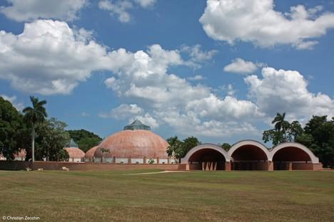 Kubanischer Pavillon auf der XXII Internationalen Ausstellung Triennale Mailand