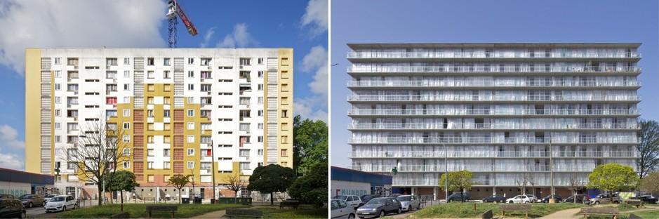 Transformation of 530 dwellings Grand Parc Bordeaux gewinnt den EU Mies Award