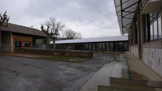 Das neue Refektorium E26 vom Büro BAST ausgezeichnet als Emerging Architecture 2019
