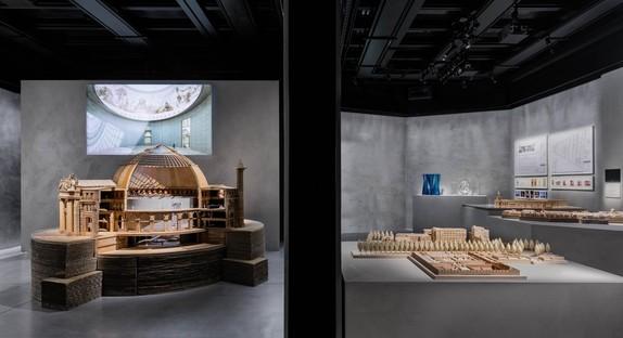 Ausstellung Tadao Ando the Challenge Armani Silos Mailand