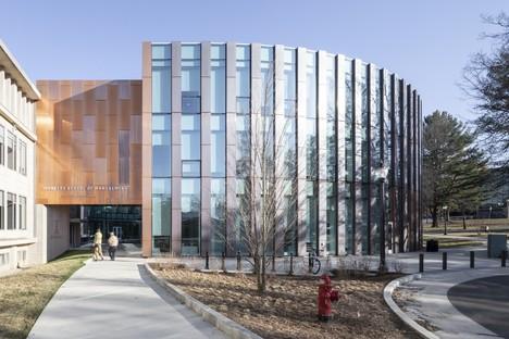 BIG und Goody Clancy Ausbau der Isenberg School of Management UMass Amherst